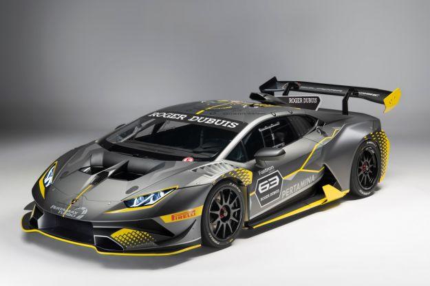Lamborghini Huracan Super Trofeo EVO, in pista con una nuova aerodinamica [FOTO]