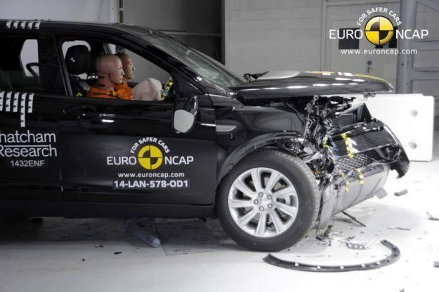 Auto più sicure: classifica delle migliori del 2014 secondo EuroNCAP [FOTO]