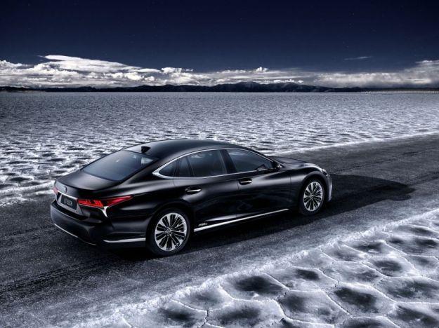 Lexus LS 500h Full Hybrid