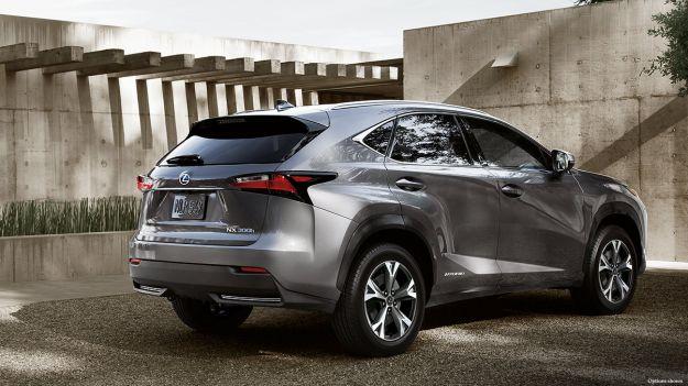 Lexus NX Hybrid Icon: nuovo allestimento per il Suv giapponese