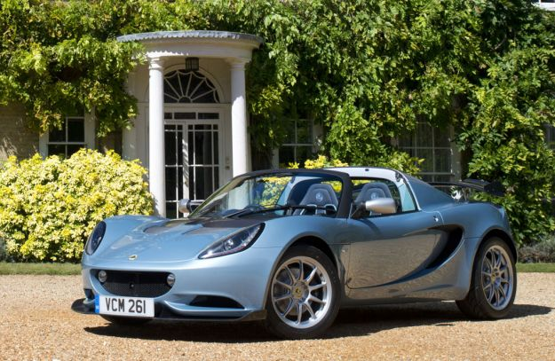 Lotus Elise 250 Special Edition: dedicata alla fabbrica di Ethel [FOTO]