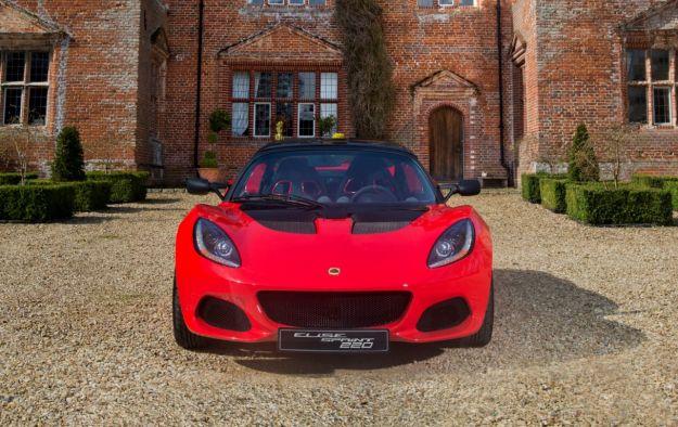 Lotus Elise Sprint 220, prestazioni super grazie al peso piuma [FOTO]