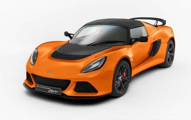 Lotus Exige S Club Racer, più leggera per avvicinare la Evora 400 [FOTO]