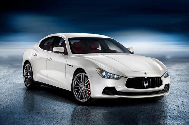 Maserati Ghibli 2013, prezzo e motorizzazioni: anche con motore diesel [FOTO e VIDEO]