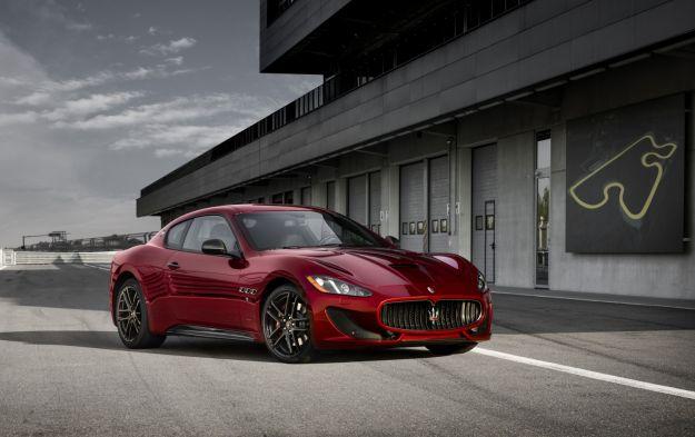 Maserati GranTurismo Sport Special Edition, tiratura limitata per celebrare la 3500 GT [FOTO]