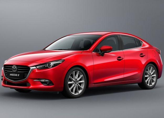 Mazda 3 sedan 2016, restyling per la 3 volumi giapponese [FOTO]