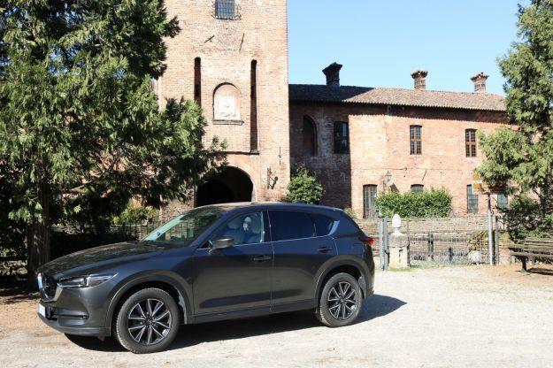 Nuova Mazda CX-5 2.2 Diesel 175 CV 4WD: la prova su strada