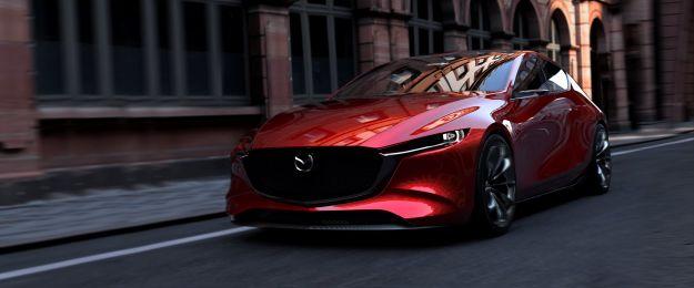 Mazda al Salone di Tokyo 2017 con Kai Concept e Vision Coupé [FOTO]