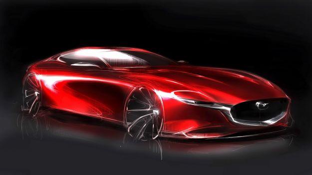 Mazda RX-9: nel 2020 la sostituta della RX-8