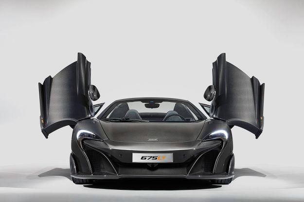 McLaren 675LT Carbon Series, MSO esagera con il carbonio [FOTO]
