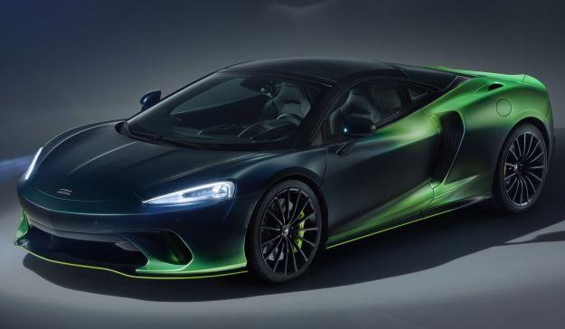 """McLaren GT Verdant: la personalizzazione by MSO in """"green"""""""