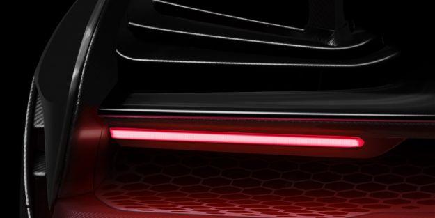 McLaren Ultimate Series 2018