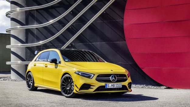 Mercedes A35 AMG: scheda tecnica e caratteristiche della sportiva