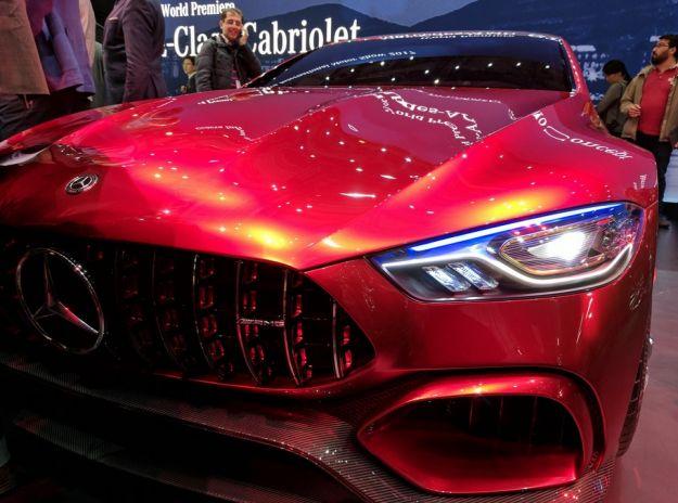 Mercedes al Salone di Ginevra 2017: tutte le novità esposte [FOTO LIVE]
