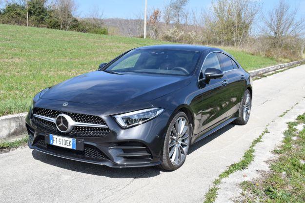 Mercedes CLS 400d: prova su strada, prezzo e prestazioni del 6 cilindri diesel [FOTO]