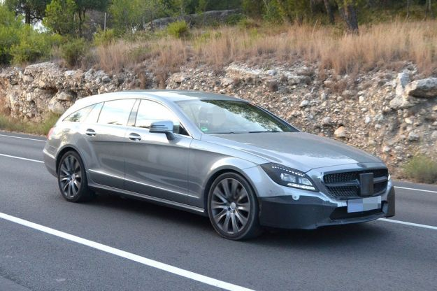 Mercedes CLS Shooting Brake restyling: dimensioni e prezzo, estrema la AMG [FOTO]
