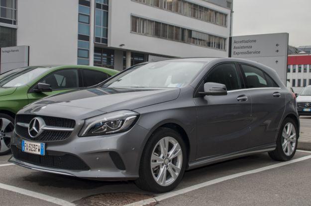 Nuova Mercedes Classe A 2017: prezzo, scheda tecnica e prova su strada [FOTO]