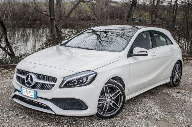 Mercedes Classe A Next: prova su strada, allestimenti, prezzi e scheda tecnica [FOTO]