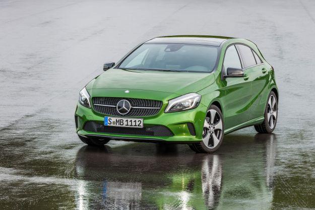Mercedes Classe A restyling 2017: prezzo di listino da 24.290 Euro [FOTO]