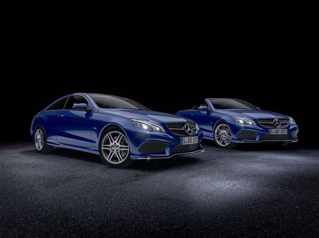 Mercedes Classe E Coupe e Cabriolet V8 Edition
