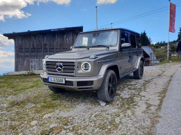 Mercedes Classe G 2018, prova su strada: prezzo, interni e scheda tecnica [FOTO]