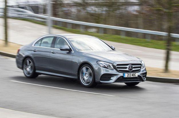 Nuova Mercedes E300de, la Classe E diesel ibrida