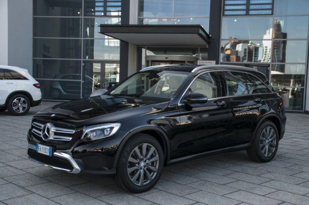 Mercedes GLC: prova su strada, prezzi e scheda tecnica [FOTO e VIDEO]
