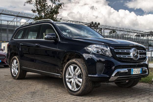 Mercedes GLS 350 d: prezzo, scheda tecnica e prova su strada del SUV di lusso [FOTO]