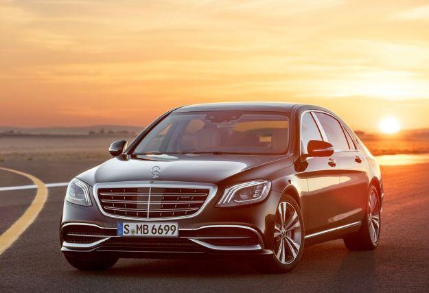 Mercedes-Maybach Classe S restyling 2018: interni, motori e novità [FOTO]