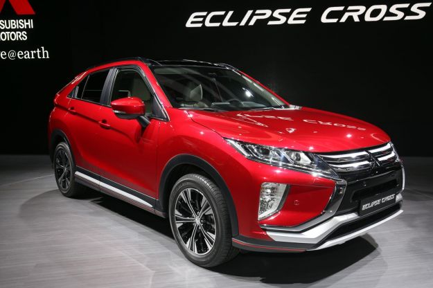 Mitsubishi Eclipse Cross 2018: prezzi, motorizzazioni, dimensioni e caratteristiche [FOTO]