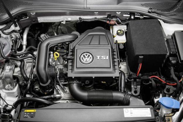 Motore TSI benzina Volkswagen