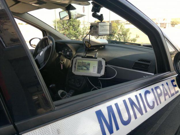 Multe polizia municipale Nuvola infrazioni