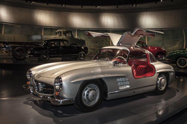 Museo Mercedes-Benz Stoccarda: visita alla storia dell'automobile [FOTO]