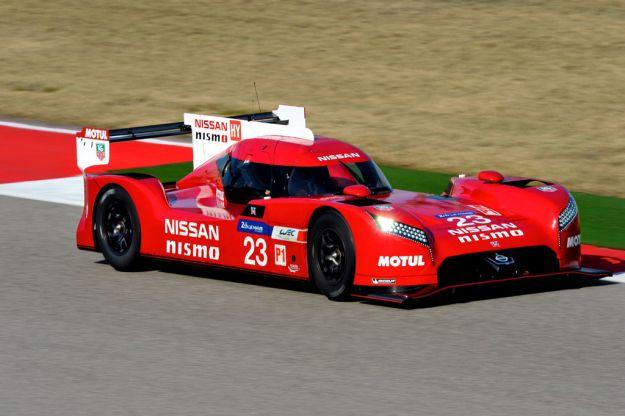 Nissan svela la GT-R LM Nismo per la Le Mans 2015 [FOTO]