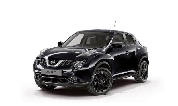 Nissan Juke Premium, impianto audio al top con l'edizione limitata
