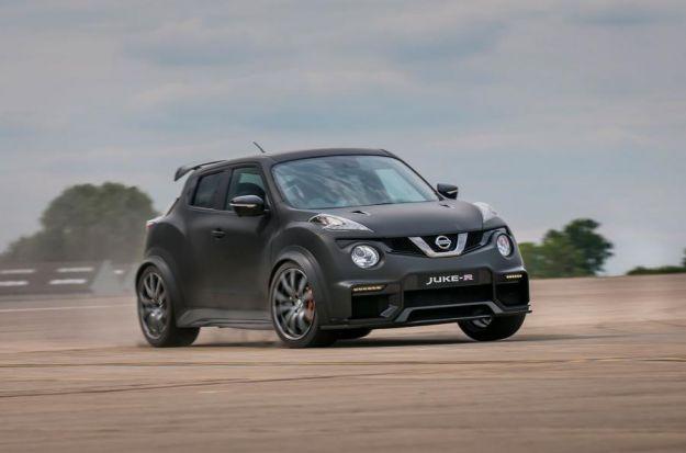 Nissan Juke-R Nismo al Festival di Goodwood 2015