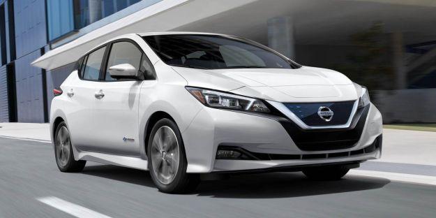 Nissan Leaf 2018 migliori auto elettriche
