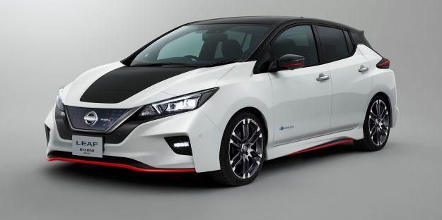 Nissan Leaf Nismo: l'auto elettrica ad alte prestazioni al Tokyo Motor Show