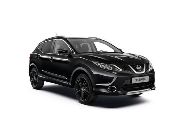 Nissan Qashqai Black Edition (1)