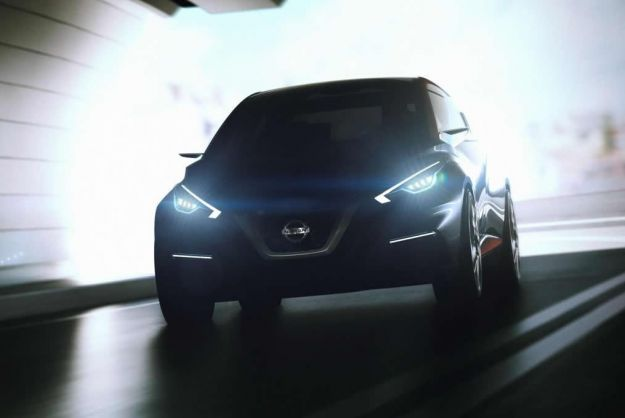 Nissan Sway concept 2015: anticipa la nuova Micra [FOTO]