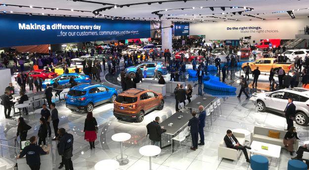 Le 10 migliori novità auto del Salone di Detroit 2019
