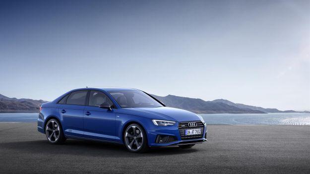 Nuova Audi A4 2019: la Sedan e la Avant con un nuovo frontale