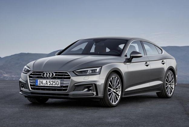 Nuova Audi A5 Coupé 2017: prezzo, scheda tecnica e bagagliaio [FOTO]