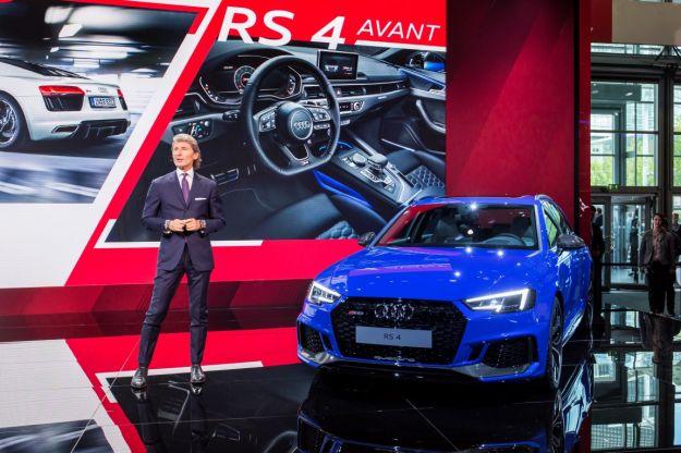 Audi RS4 Avant 2018: prezzo, scheda tecnica e prestazioni [FOTO]