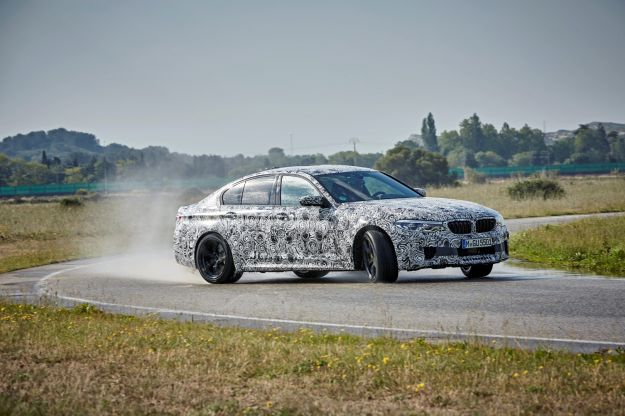 Nuova BMW M5 F90 2017, la scheda tecnica: sarà xDrive [FOTO]