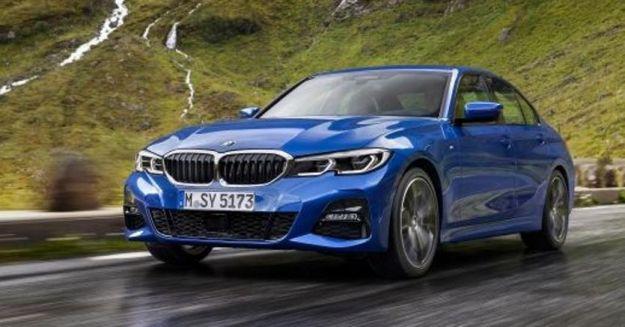 Nuova BMW Serie 3 Parigi