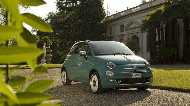 Nuova Fiat 500 Anniversario: prezzo e caratteristiche [FOTO]