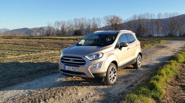 Nuova Ford EcoSport 2018