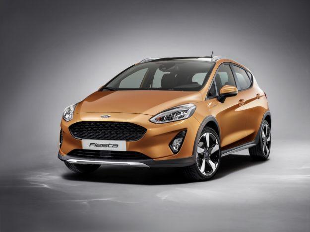 Nuova Ford Fiesta Active