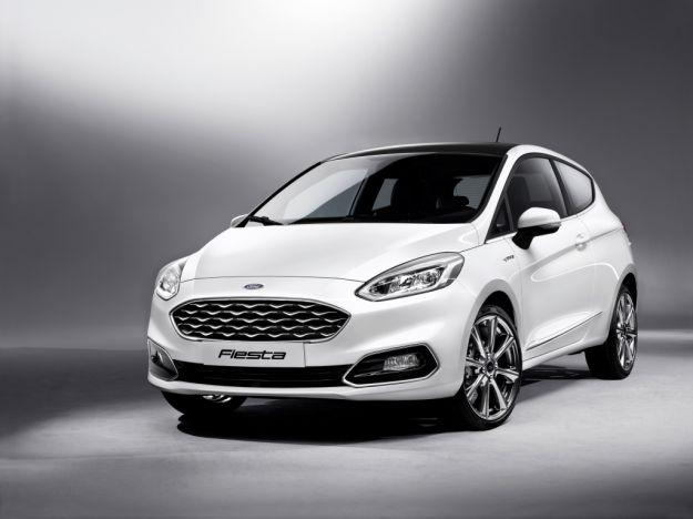 Nuova Ford Fiesta Vignale, il lusso arriva tra le utilitarie